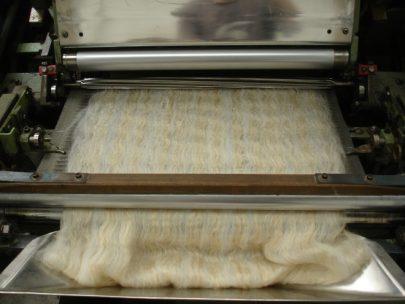 wool milling machine