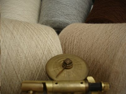 wool producing equipment
